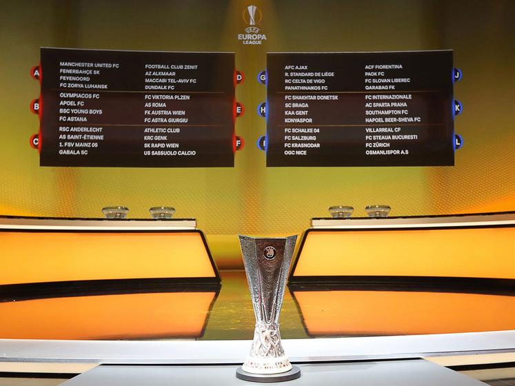Loodzware loting voor Ajax en Feyenoord, goede kansen voor AZ