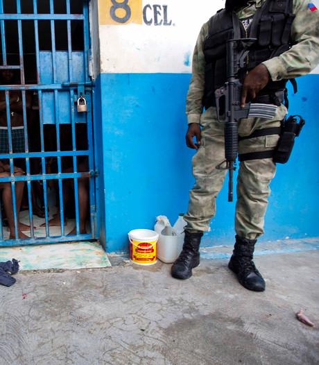 174 gevangenen ontsnappen op blote voeten uit gevangenis Haïti