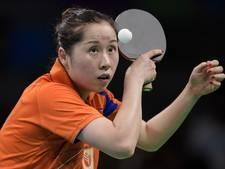 Li Jie bereikt tweede ronde EK tafeltennis