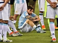 Messi moet vanwege blessure mogelijk rentree uitstellen