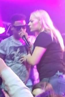 Rapper SFB op de vuist bij optreden in de Achterhoek