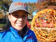 Amerikaanse met hersentumor loopt 7 marathons op 7 continenten in 7 dagen