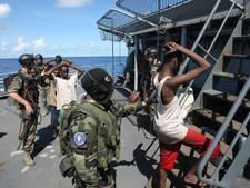 Piraten laten gijzelaars na jaren vrij
