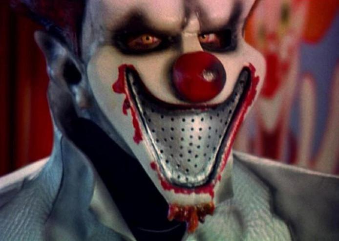 Killerclown met hamer en mes duikt ook op in oss nieuws for Clown almere