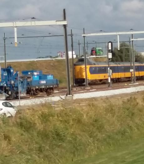 Spoorwerker komt om bij aanrijding met trein bij Meteren
