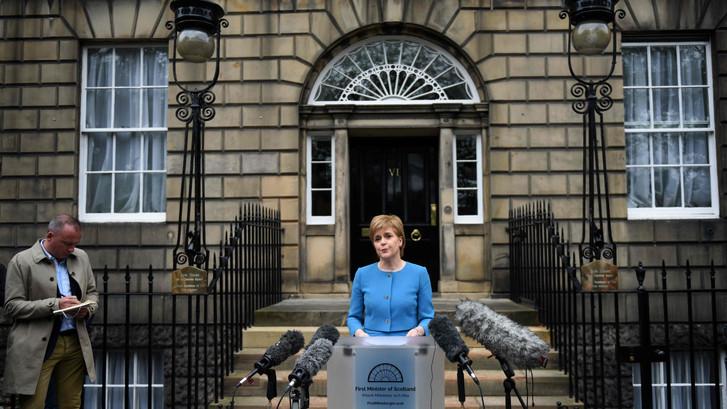 'Schotland wil Brexit dwarsbomen'