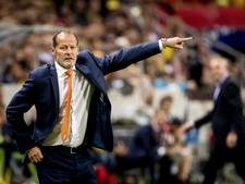 Robben vooralsnog niet bij Oranje, De Vrij na jaar terug