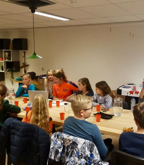 KidsCoaches aan de slag in Putten