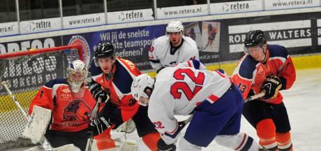 Nederlandse ijshockeyers maken gehakt van Mexico op OKT