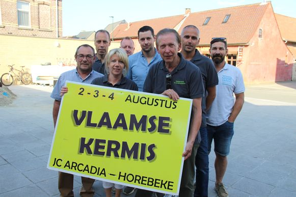 De Vlaamse kermis is in Horebeke toe aan de 62ste editie.
