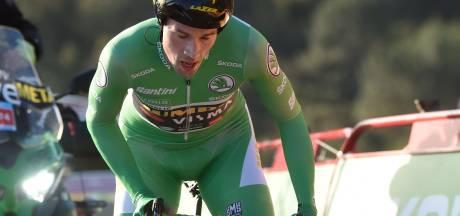 Primoz Roglic gagne le chrono de la 13e étape et reprend le maillot rouge