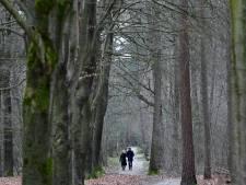 Rustig weekend in Midden-Brabantse natuur: 'De ernst is doorgedrongen'