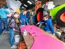 Een 'megagrote' bouwplek in Haren helpt wagenbouwers