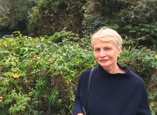 Heike Schroetter (61), actrice