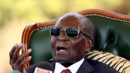 Robert Mugabe, de wrede en mislukte kladversie van Mandela