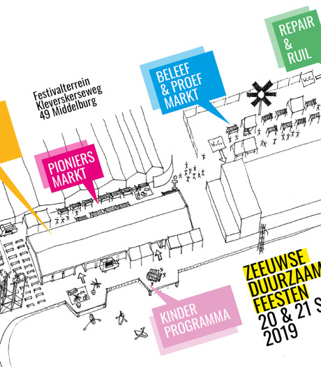 Festival ZLND2050 wordt Zeeuws feestje rond duurzaamheid