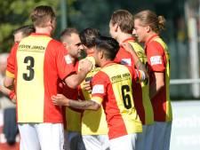 CSV Apeldoorn maakt in eerste wedstrijd gehakt van KHC: 7-1