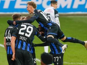 Le Club de Bruges remporte le choc contre Genk et prend le large