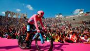 """Giro belooft sterrenparade te worden in 2020: """"Het parcours charmeert"""""""