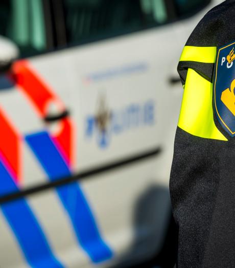 Fietser zwaar mishandeld in Hoogland