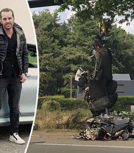 """Deux frères se crashent en Porsche: """"Il aimait rouler vite mais connaissait sa voiture par cœur"""""""
