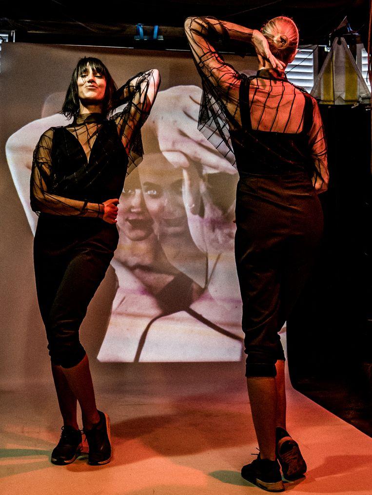SIRI US van Eddie's Kammerspiele Beeld Kok van der Meij