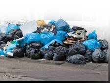 Berg met afval véél te hoog: afvalbeleid Vlaardingen op de schop