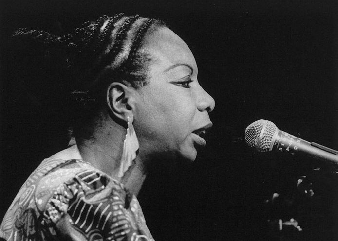 Nina Simone in 1990. Archieffoto: ANP