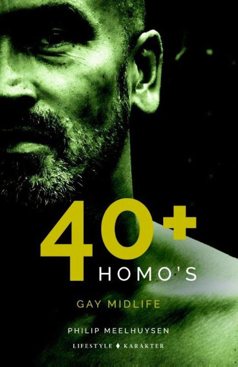 Philip Meelhuysen: 40+ homo's ¿ gay midlife Beeld -