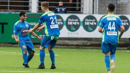 Mehdi Bounou (SportingHasselt): «Schitterende zege in topper tegen leider Tienen»