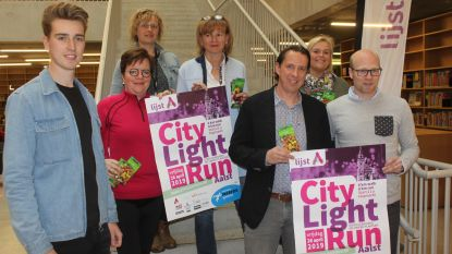 City Light Run dit jaar door Utopia, Tereos, Cimorné en Pastoor