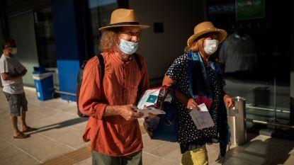 Toeristen weer welkom op Griekse eilanden