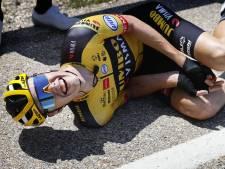 Vingertop Leemreize gered na valpartij in Ronde van Burgos