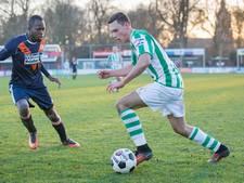 Dubbelslag voor Kloetinge-aanvaller Xander van der Poel