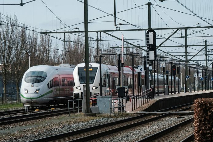 Station Zevenaar. Foto ter illustratie.