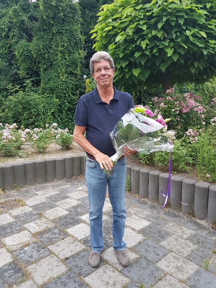 Oud-voorzitter Henk Mellink