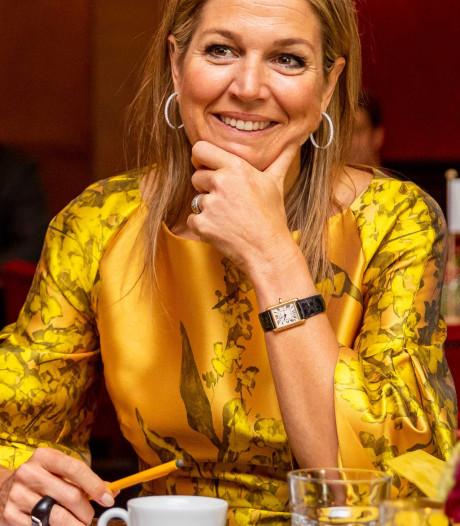 Sparren in Apeldoorn met Máxima over de groei van je bedrijf