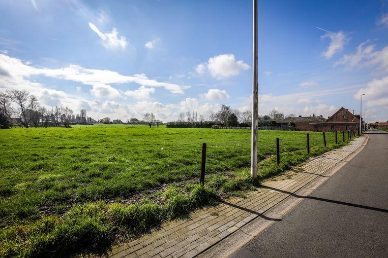 Op de site Gaffelhoek komen zestig woningen: tien koop- en vijftig huurwoningen.