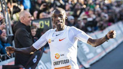 Cheptegei loopt wereldrecord op de 15 kilometer in Zevenheuvelenloop, Abdi en Naert vijfde en zesde