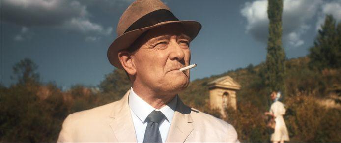 Pierre Bokma in 'De Blauwe Maagd'