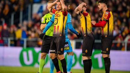 Tussen hoop en vrees: KV Mechelen laat zege liggen in slotfase na gemiste penalty Rits