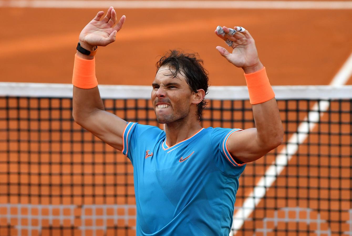 Rafael Nadal, c'est d'abord un mental hors-norme.