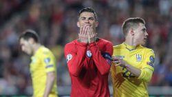 EK-KWALIFICATIE. Ronaldo breekt tanden stuk op Oekraïne - Pogba met magnifieke assist - Sterling hakt met hattrick Tsjechen in de pan