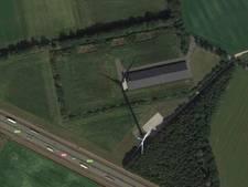 Varkensboer wil huis onder windturbine bouwen en vraagt dan of het wat stiller kan