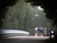 Viaduct voor fietsers bij Kattenleger