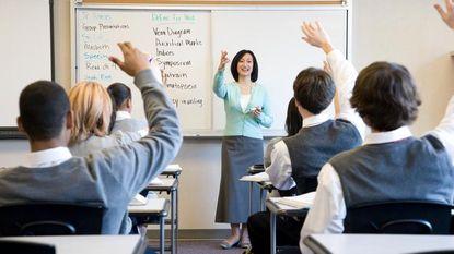 Waalse leerlingen verkiezen Engels boven Nederlands op school