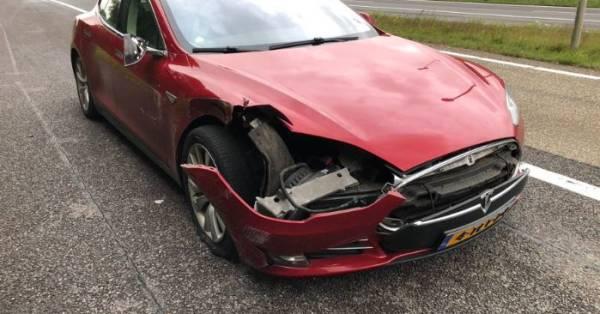 Leo de Haas - die van Blik op de Weg - betrokken bij ongeval op A50: dashcam filmt alles