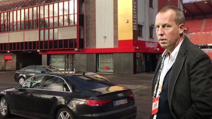 """Speurders nemen drie transferdossiers mee na huiszoekingen bij Standard en voorzitter Venanzi: """"Er wordt ons niets ten laste gelegd"""""""