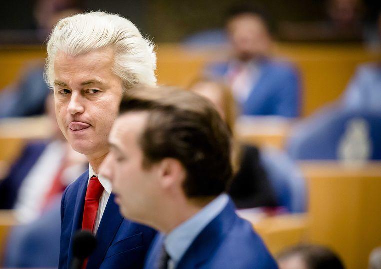 Forum voor democratie in peiling groter dan pvv trouw - Groen baudet meisje ...