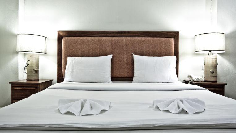 Roel Drost stelt voor om asielzoekers een hotelletje aan te bieden. Beeld thinkstock